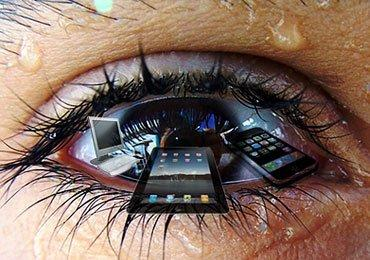 OCULAR PROBLEMS RELATED TO SCREEN USE