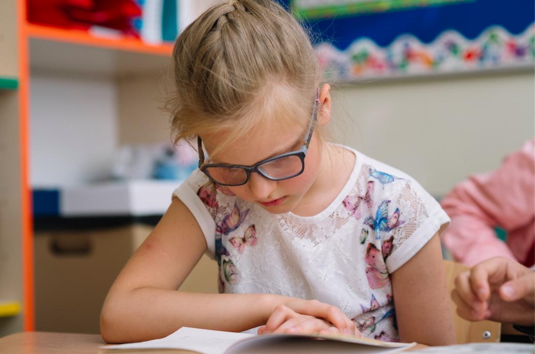 ¿Cómo deben ser las gafas para los niños?