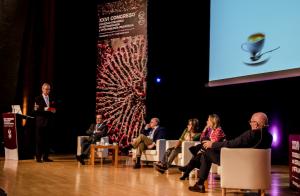 Garcia de Oteyza en el Congreso anual de la Sociedad Española de Estrabologia estrabismo barcelona