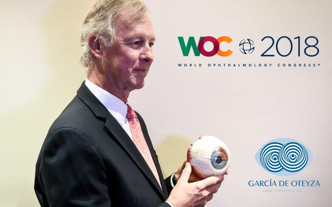 El Dr. Juan García de Oteyza ponente invitado en el Congreso Mundial de Oftalmología