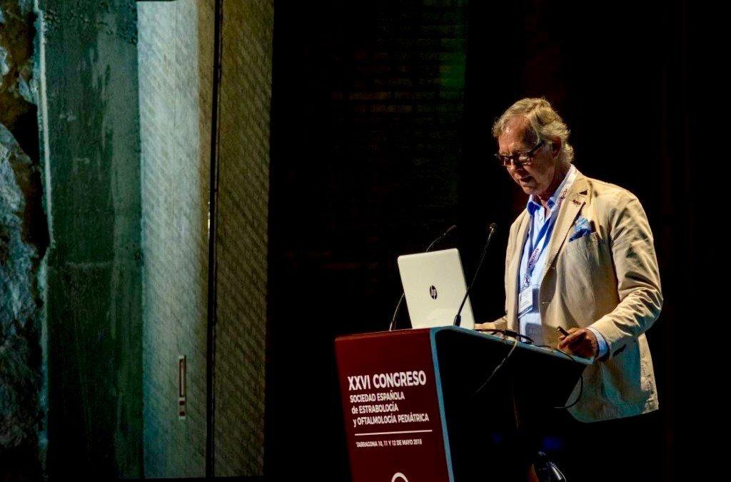 Importante participación del Dr. Juan Garcia de Oteyza en el Congreso anual de la Sociedad Española de Estrabología y Oftalmología Pediátrica (SEEOP)