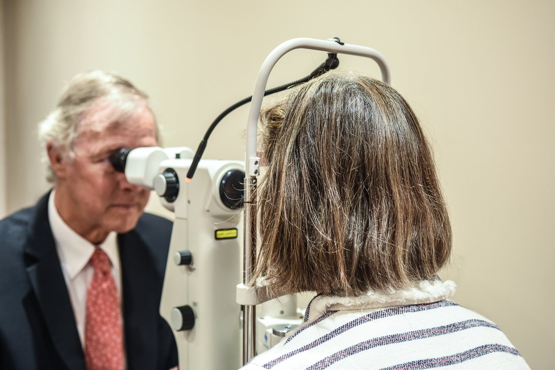 Revisiones oftalmológicas periódicas para la prevención de patologías