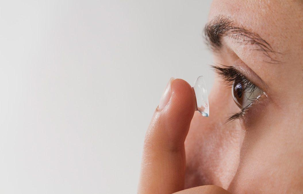 Decálogo del buen uso de lentillas de contacto